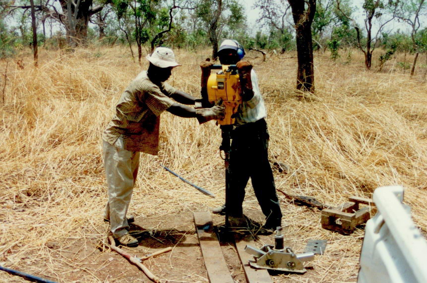 Mali Africa mineral exploration